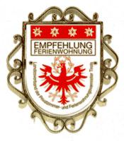 Ausgezeichnet mit 4 Edelweiß des Privatvermieter Verbandes Tirol